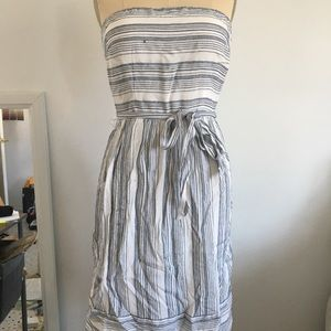 Brand new! Loft strapless sundress